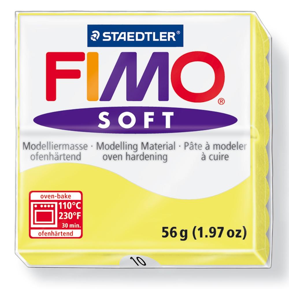Staedtler : Fimo Soft : 57g Lemon