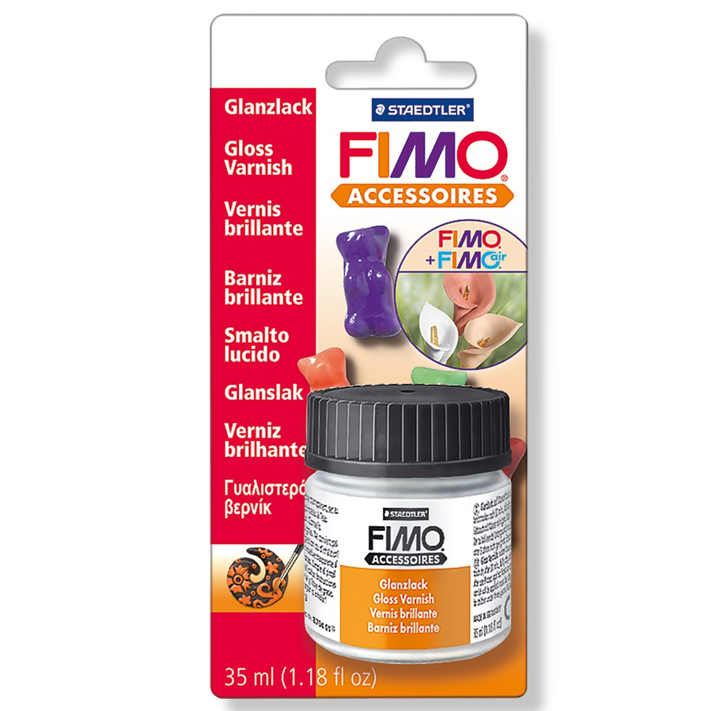Staedtler : Fimo Water Based Gloss Varnish 35ml
