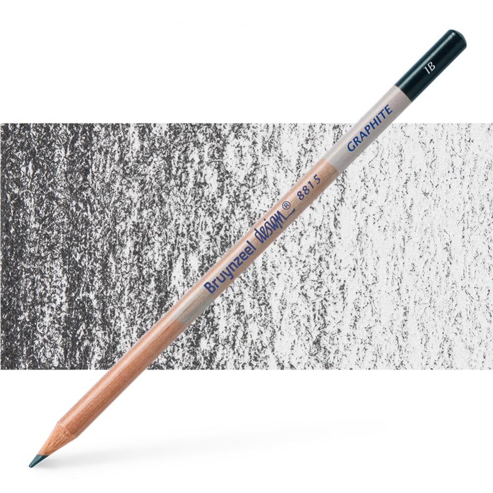 Bruynzeel : Design : Graphite Pencil : 1B