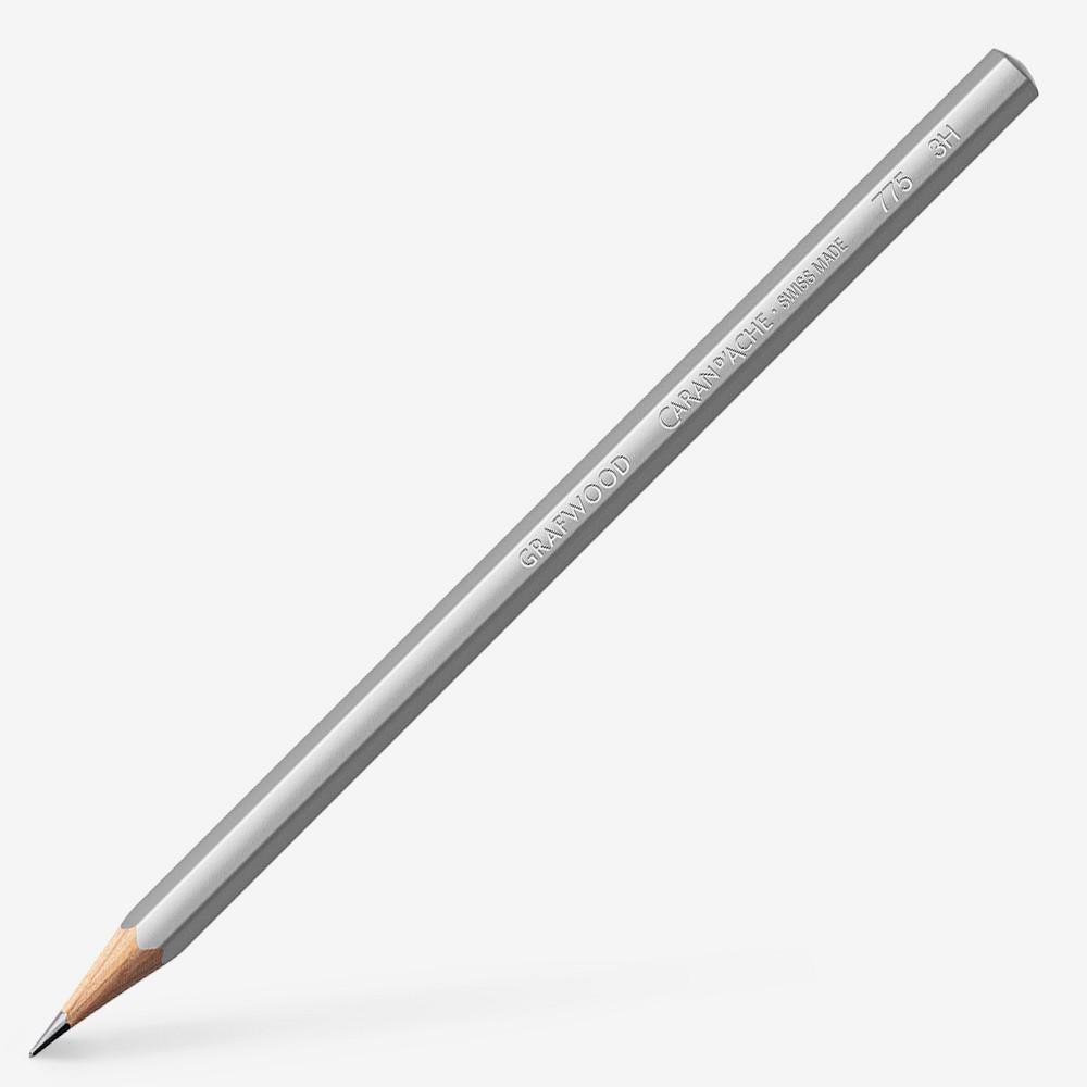 Caran d'Ache : Grafwood : Graphite Pencil : 3H