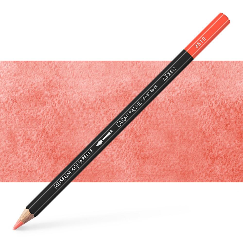 Caran d'Ache : Museum Aquarelle Pencil : Terracotta