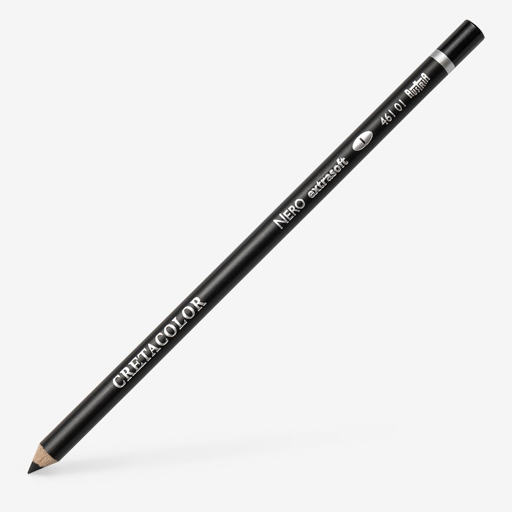 Cretacolor : Nero Pencil - Extra Soft 01