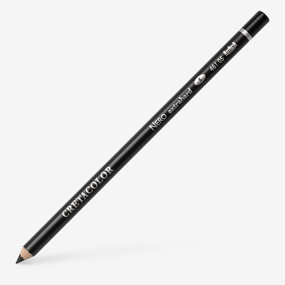 Cretacolor : Nero Pencil - Extra Hard 05
