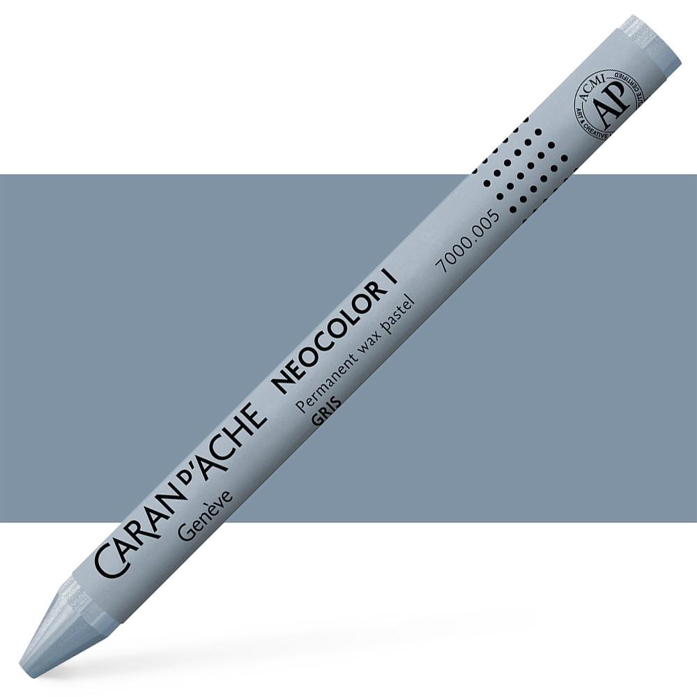 Caran d'Ache : Classic Neocolor I : Grey