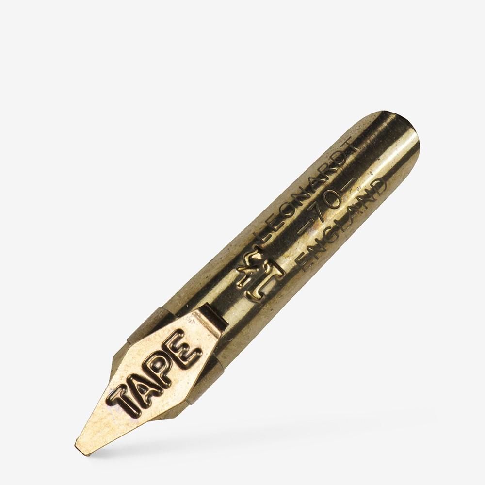 Manuscript : Calligraphy Nib : Style E - Ornamental Pen - size 1 1/2
