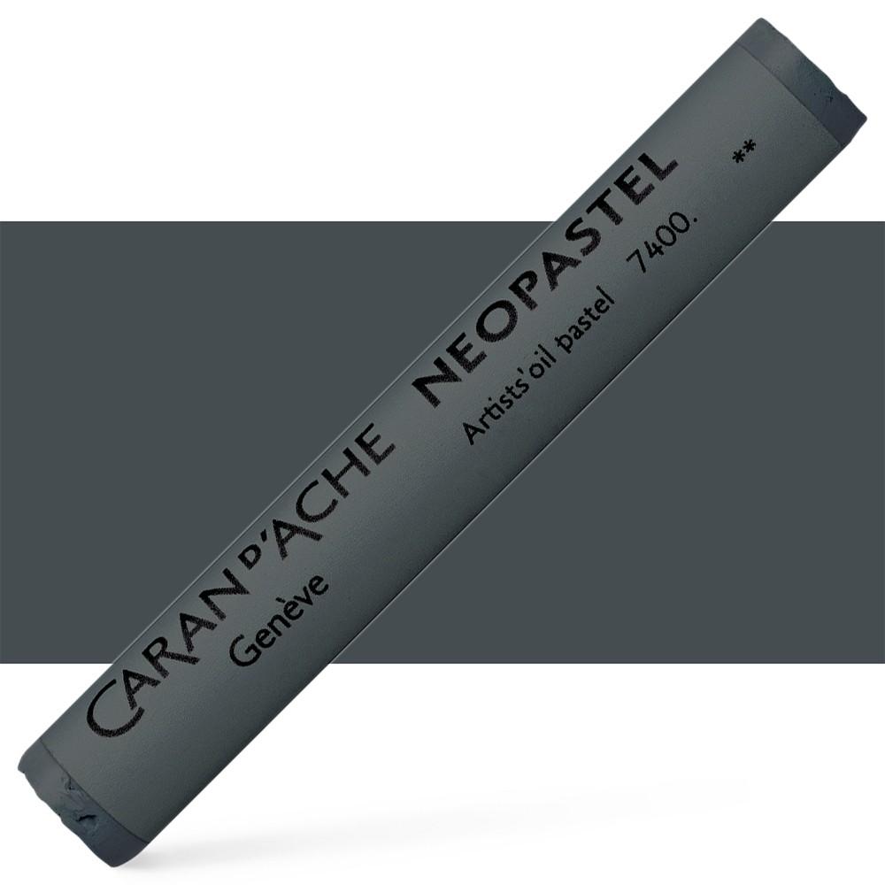 Caran d'Ache : Artist Neopastel : Slate Grey