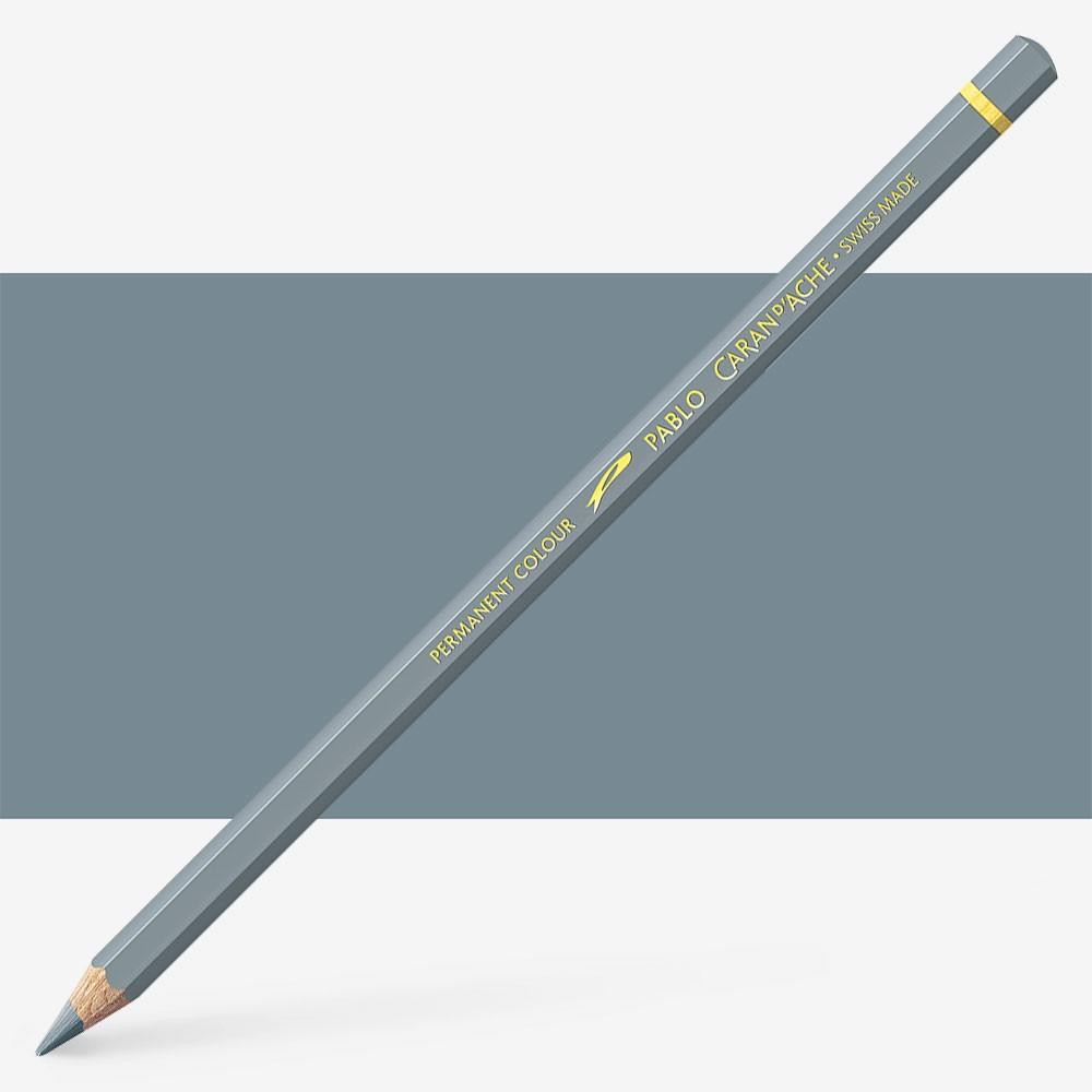 Caran d'Ache : Pablo Coloured Pencil : Grey 005