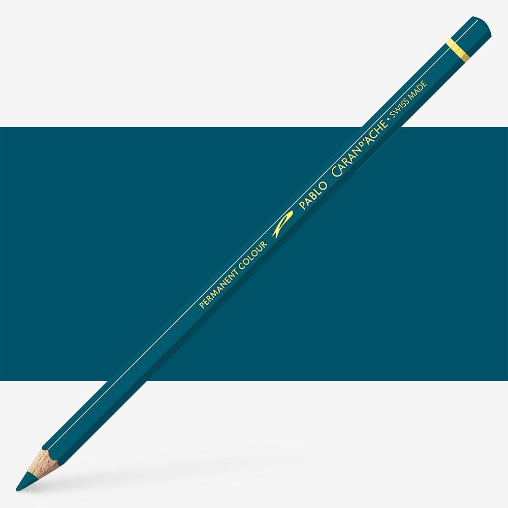 Caran d'Ache : Pablo Coloured Pencil : Dark Gray 007