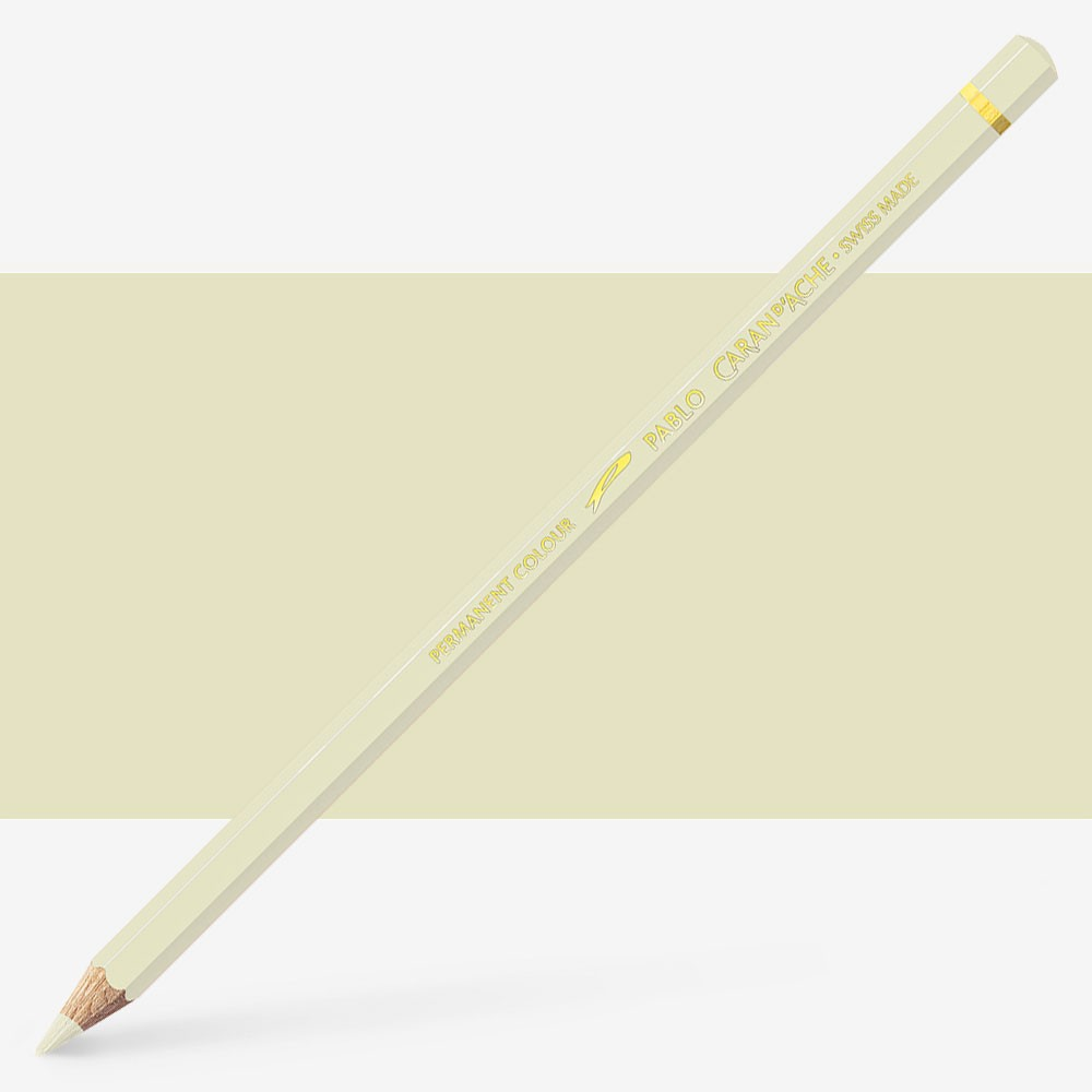 Caran d'Ache : Pablo Coloured Pencil : Light Beige 402