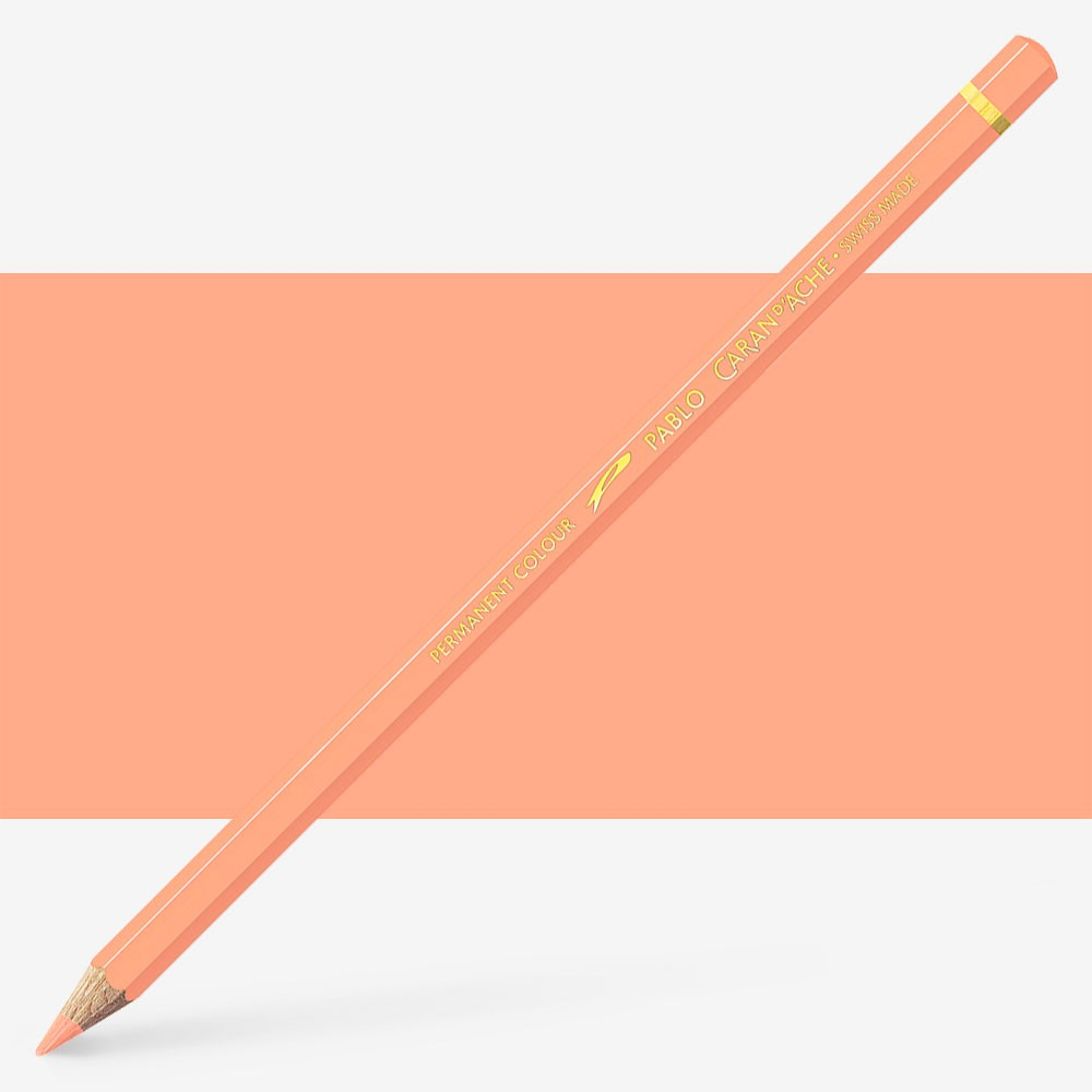 Caran d'Ache : Pablo Coloured Pencil : Granite Rose 493