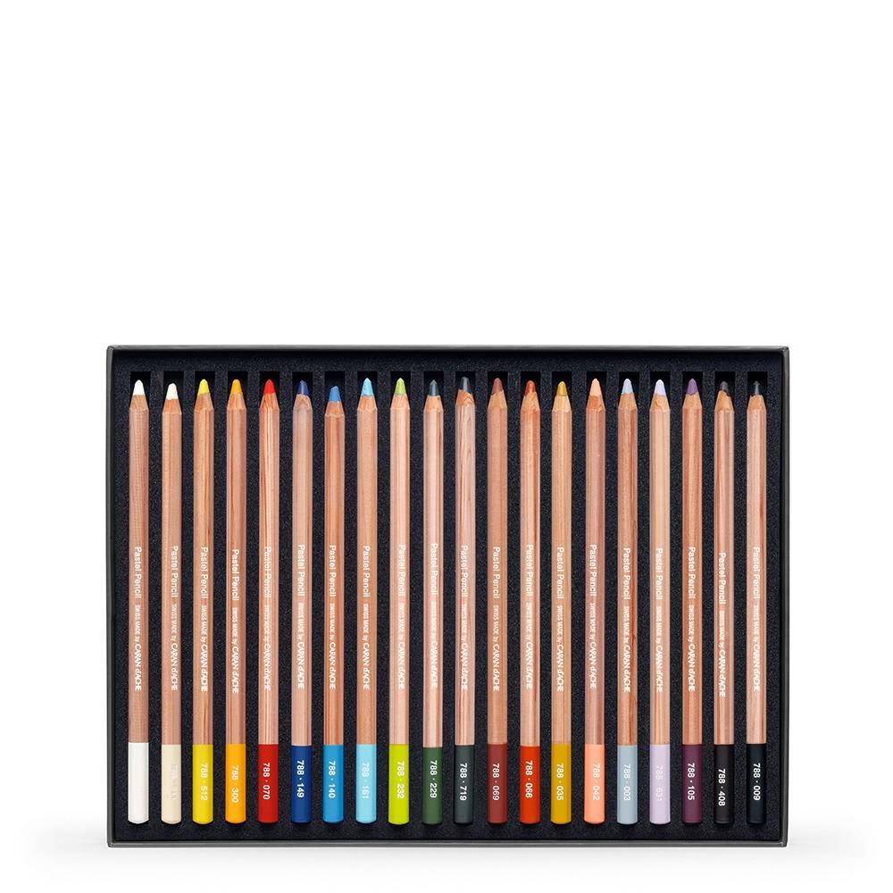 Caran d'Ache : Pastel Pencil Set of 20