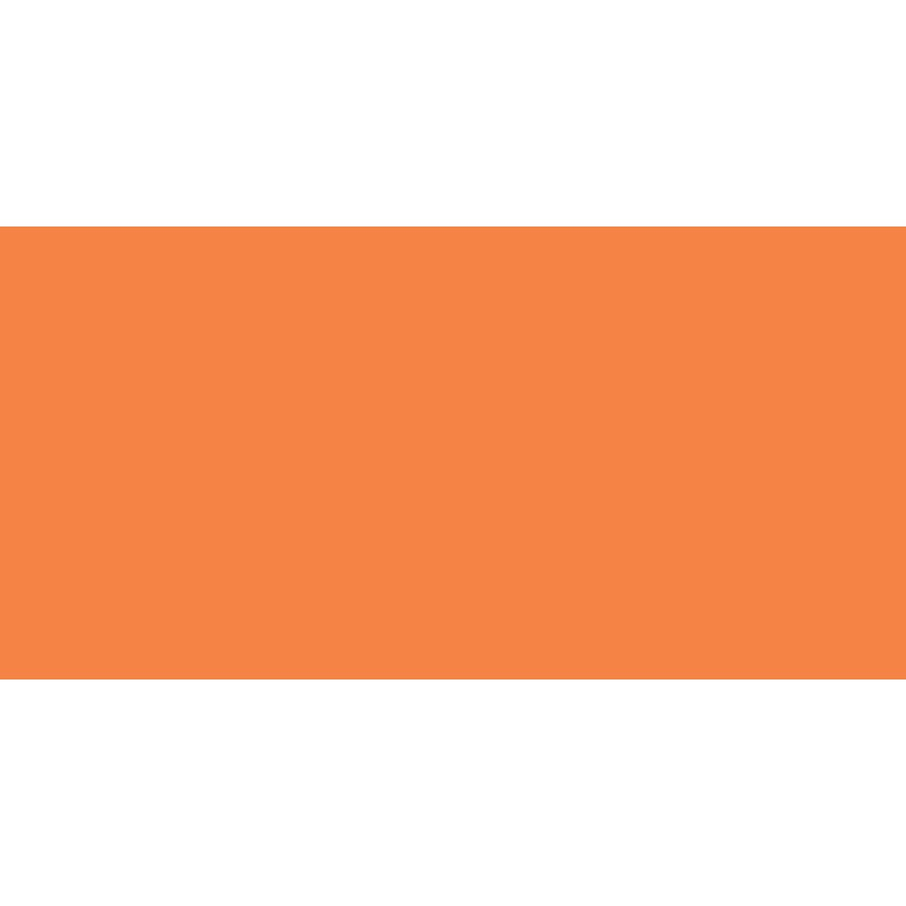 Caran d'Ache : Supracolor Soft : Watersoluble Pencil : Reddish Orange