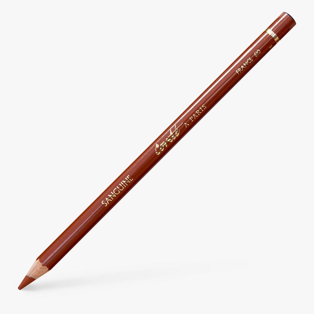 Conte : Sketching Pencil : Sanguine Medicis