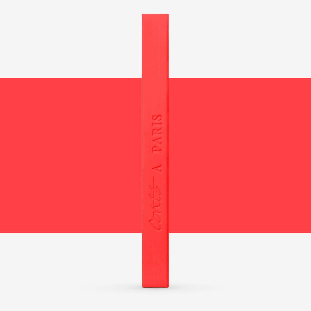 Conte : Carres : Colour Crayon : Vermilion 03