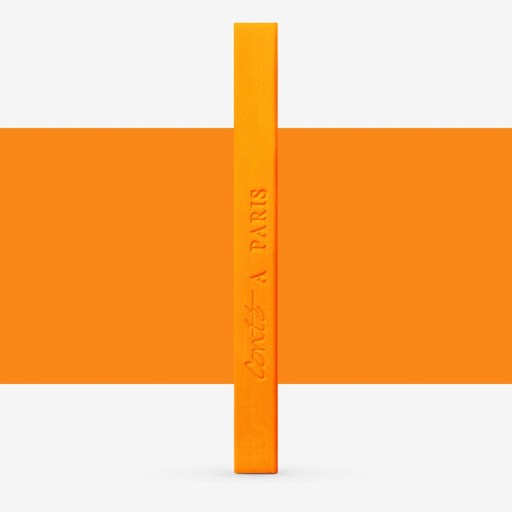 Conte : Carres : Colour Crayon : Natural Sienna 18