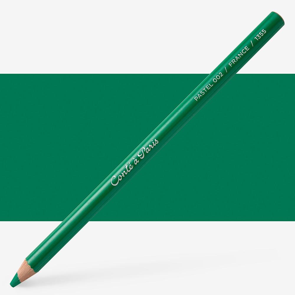 Conte : Pastel Pencil : Dark Green 02