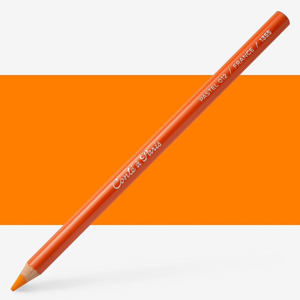 Conte : Pastel Pencil : Orange 12