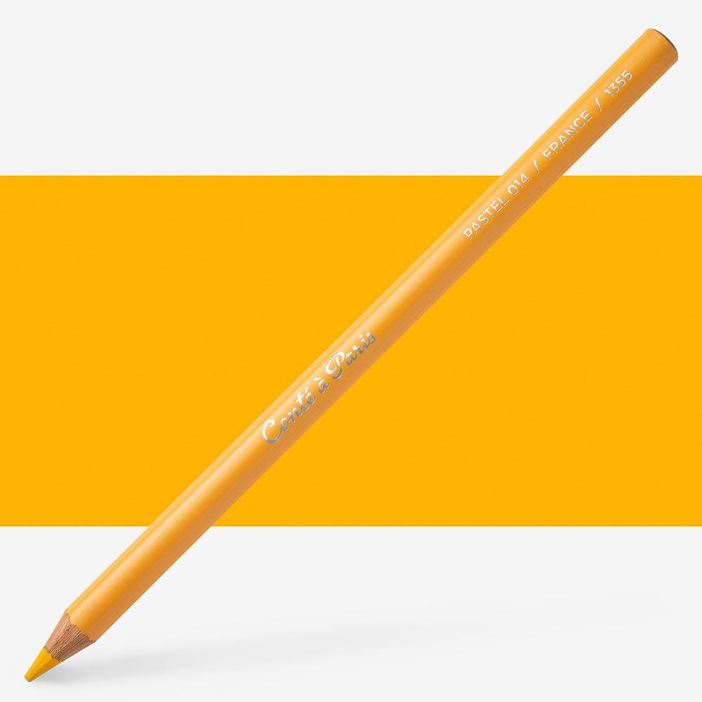 Conte : Pastel Pencil : Golden Yellow 14