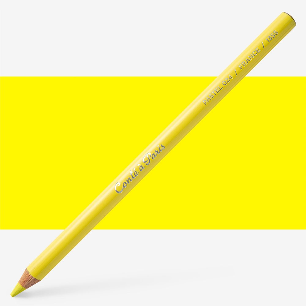 Conte : Pastel Pencil : Light Yellow 24