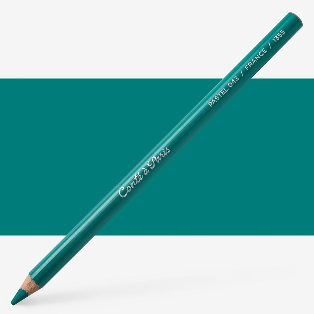 Conte : Pastel Pencil : Prussian Green 43