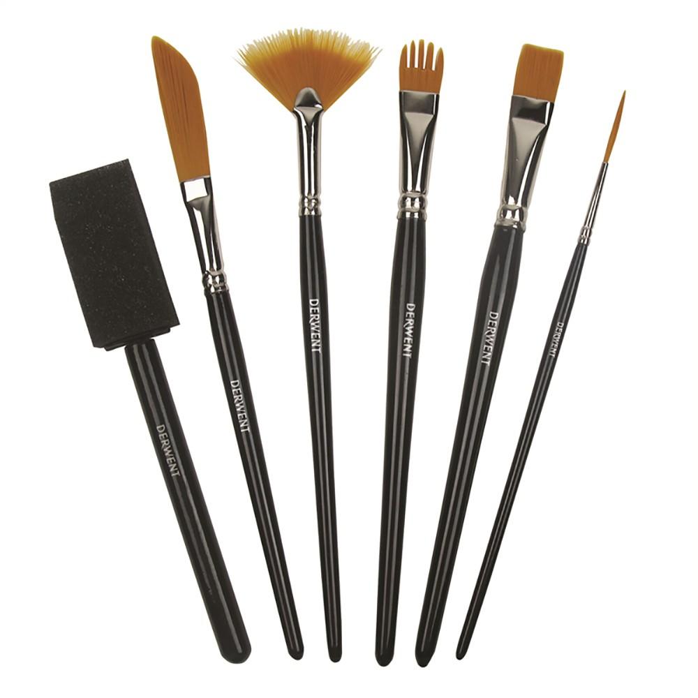 Derwent : Technique Brushes