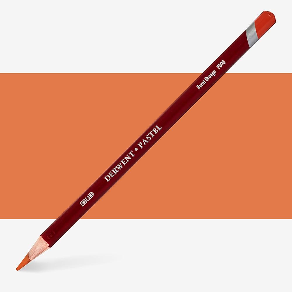 Derwent : Pastel Pencil : Burnt Orange