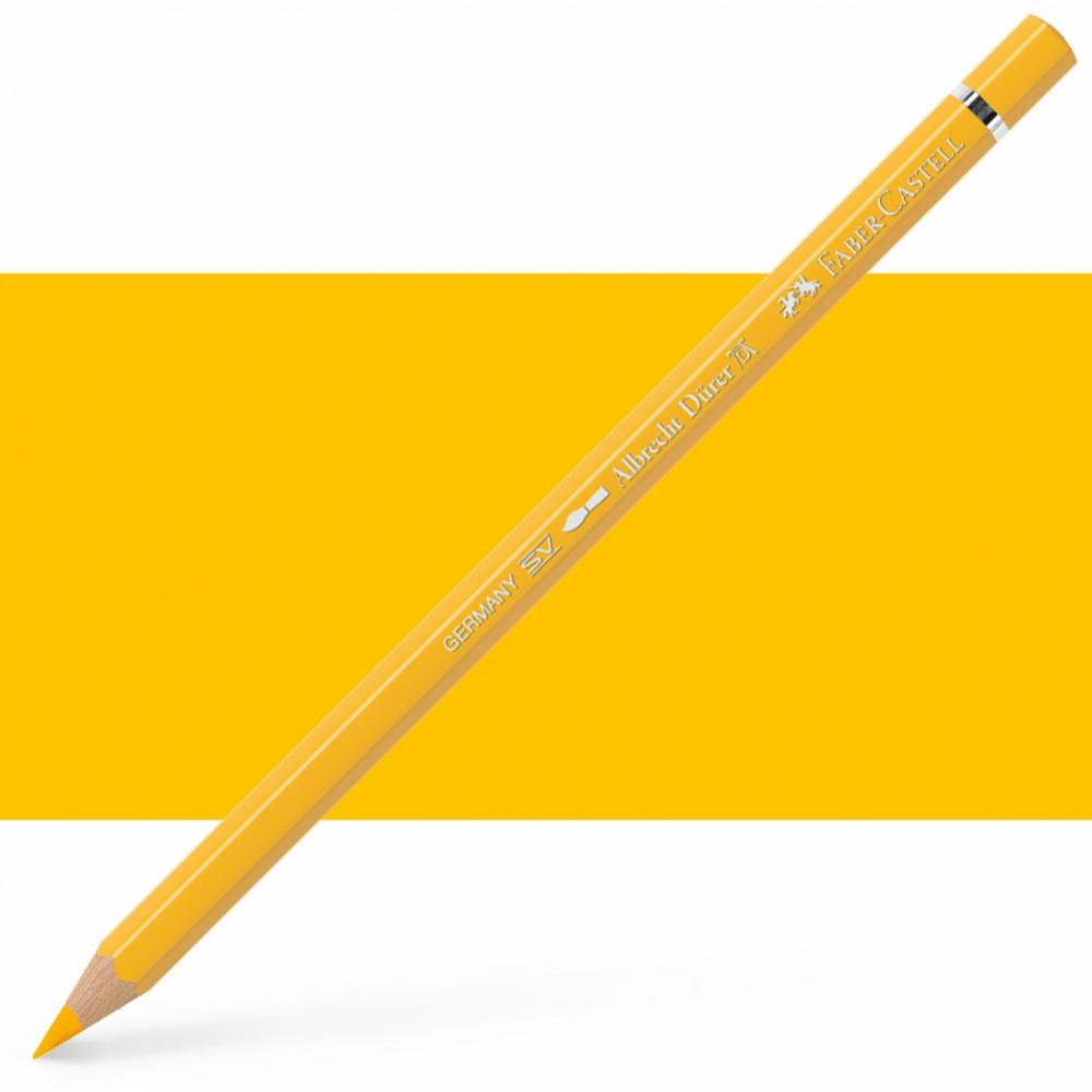 Faber Castell : Albrecht Durer Watercolour Pencil : Dark Cad Yellow
