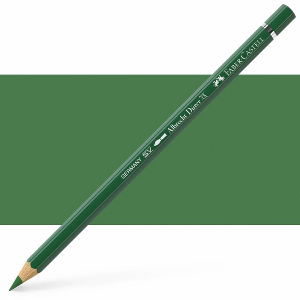 Faber Castell : Albrecht Durer Watercolour Pencil : Permanent Green Olive