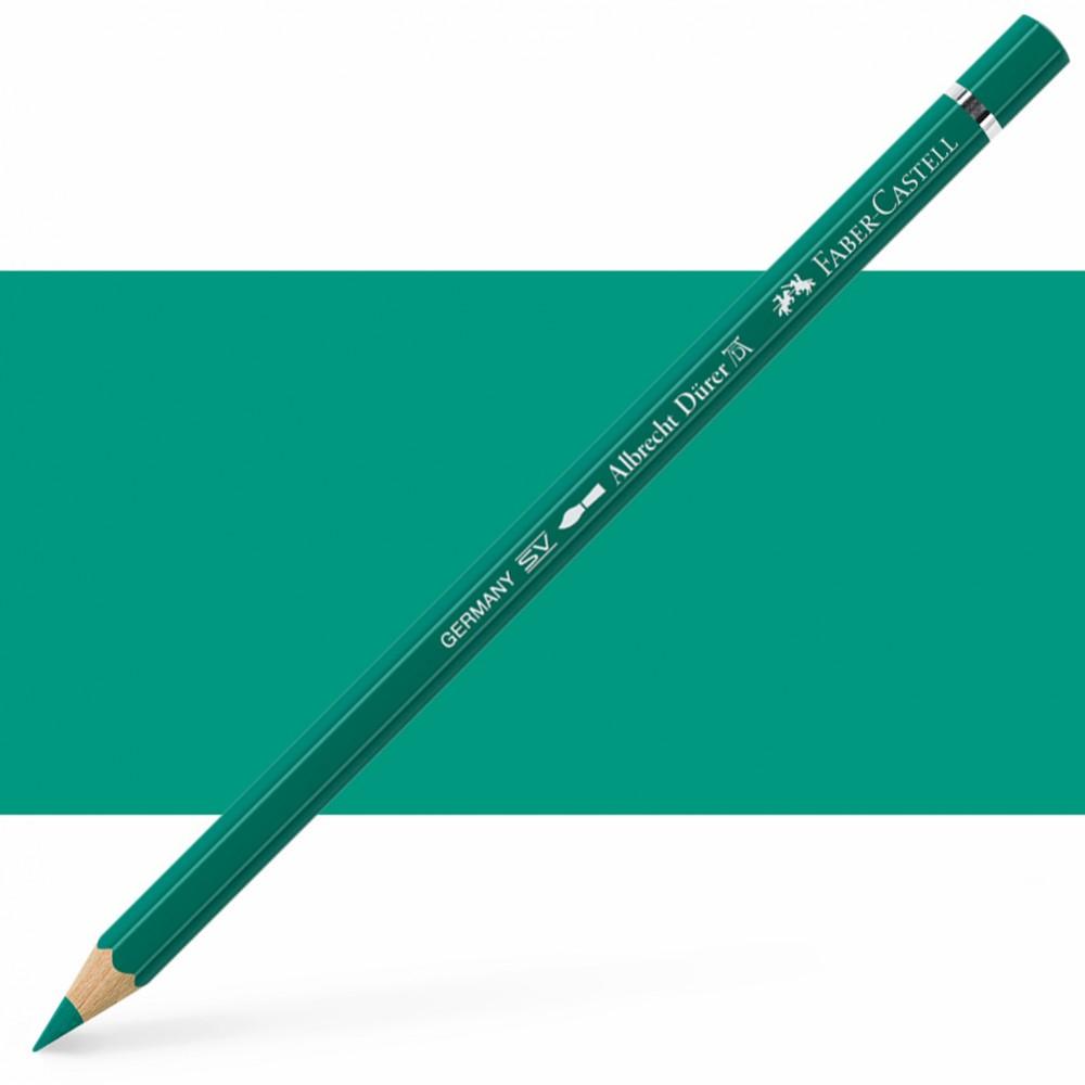 Faber Castell : Albrecht Durer Watercolour Pencil : Chrome Ogreen Fiery