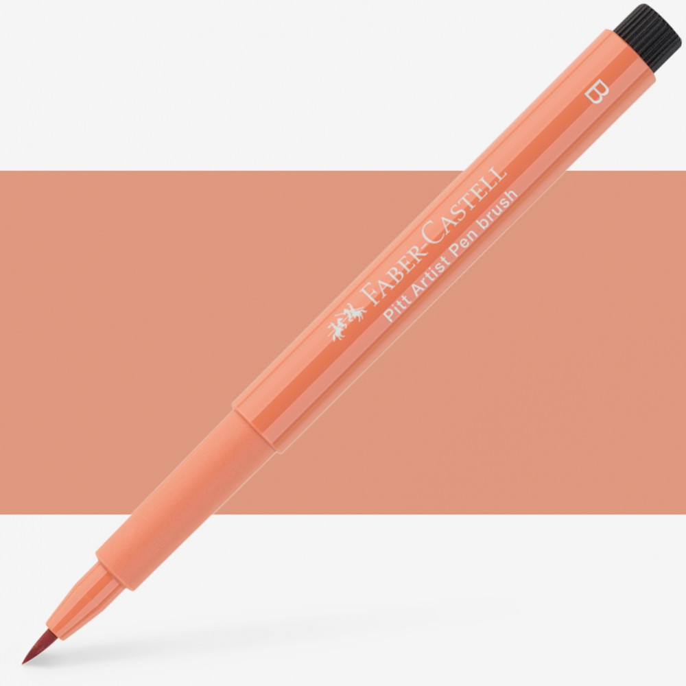 Faber Castell : Pitt Artists Brush Pen : Cinnamon