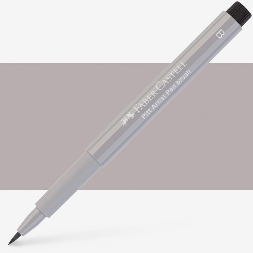 Faber Castell : Pitt Artists Brush Pen : Warm Grey Iii