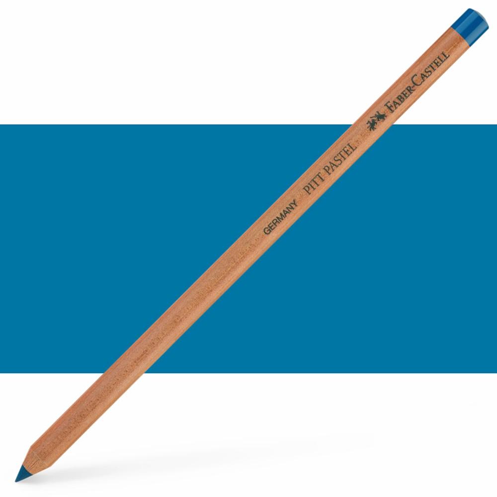 Faber Castell : Pitt Pastel Pencil : Bluish Turquoise