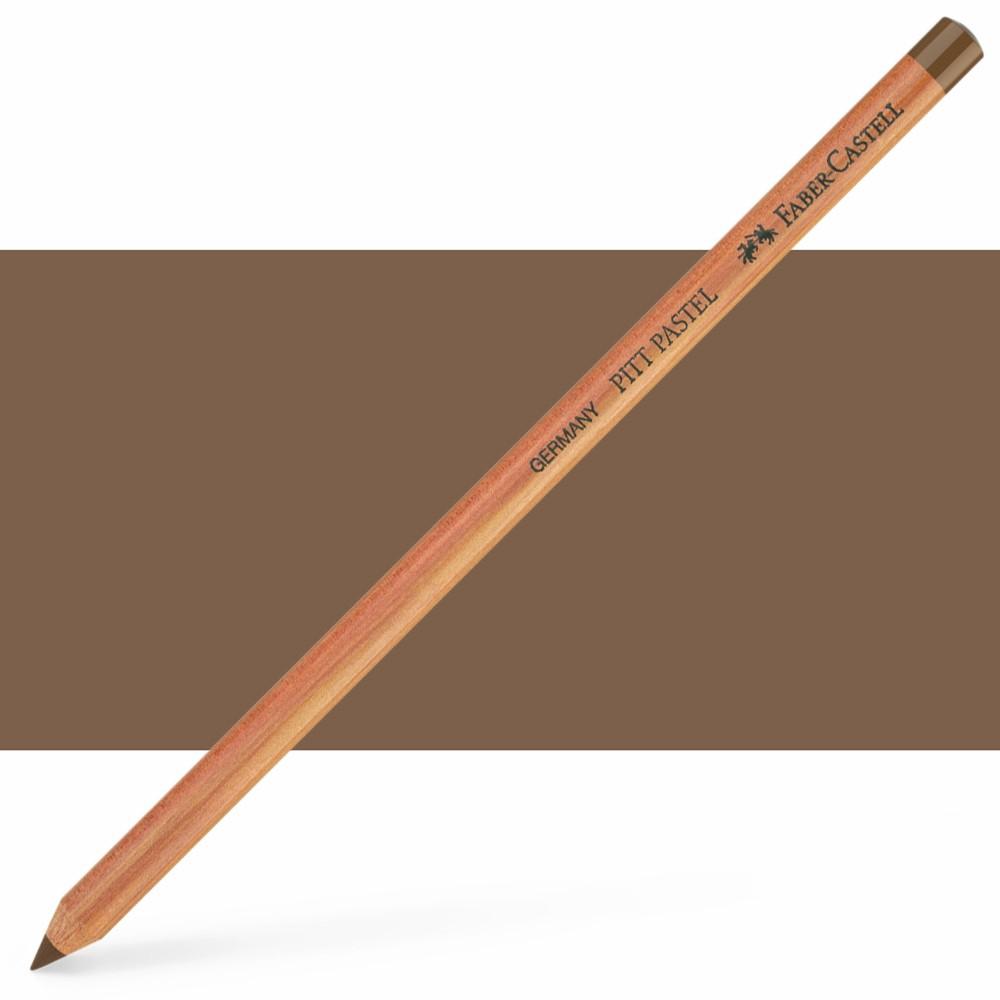 Faber Castell : Pitt Pastel Pencil : Bistre