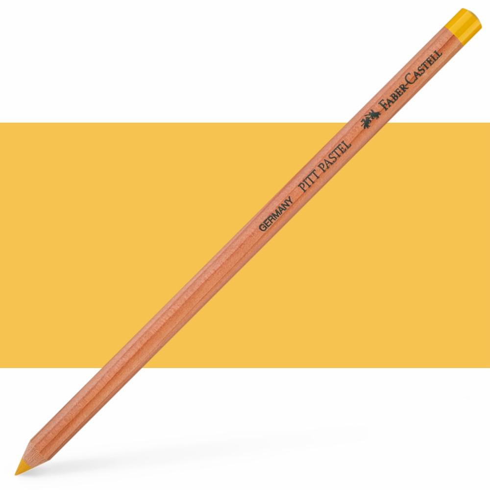 Faber Castell : Pitt Pastel Pencil : Dark Naples Ochre