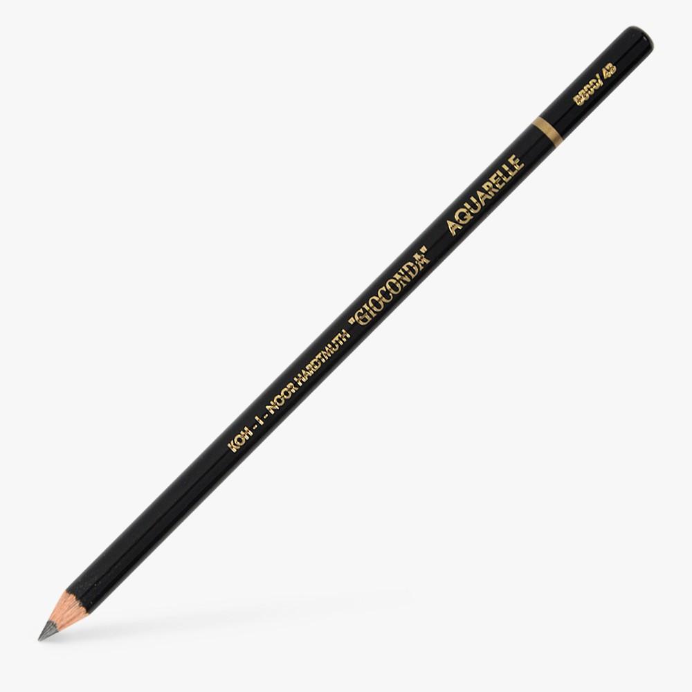 Koh-I-Noor : Gioconda Aquarell Graphite Pencil 8800 : 4B