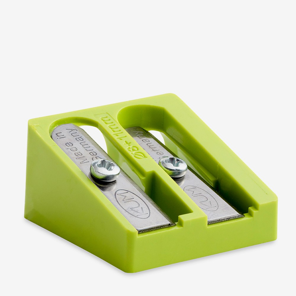 Koh-I-Noor : Double Plastic Sharpener : For 7mm & 9mm Diameter Pencils
