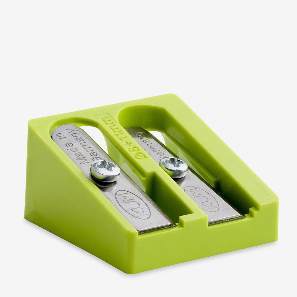 Koh-I-Noor : Double Plastic Sharpener : For 7mm & 9mm Diameter Pencils