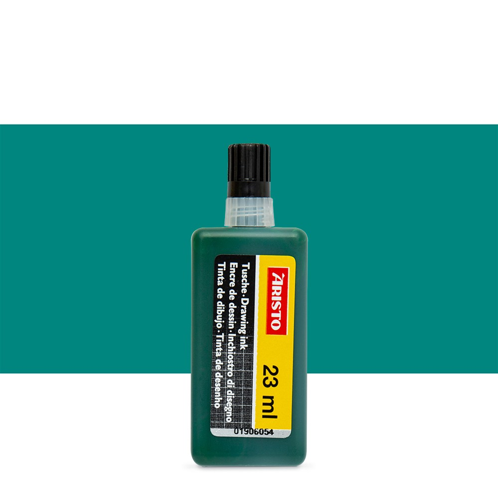 Aristo : Green Ink for Aristo Technical Pen