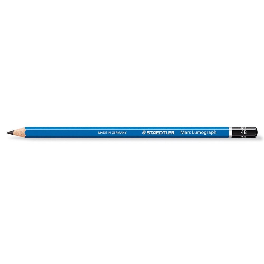 Staedtler : Lumograph Pencil : 4B