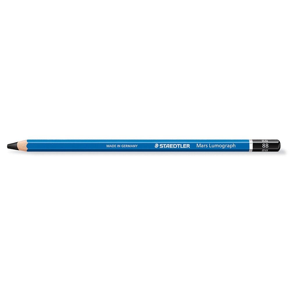 Staedtler : Lumograph Pencil : 8B