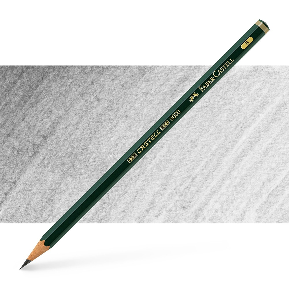 Faber Castell : Series 9000 Pencil : B