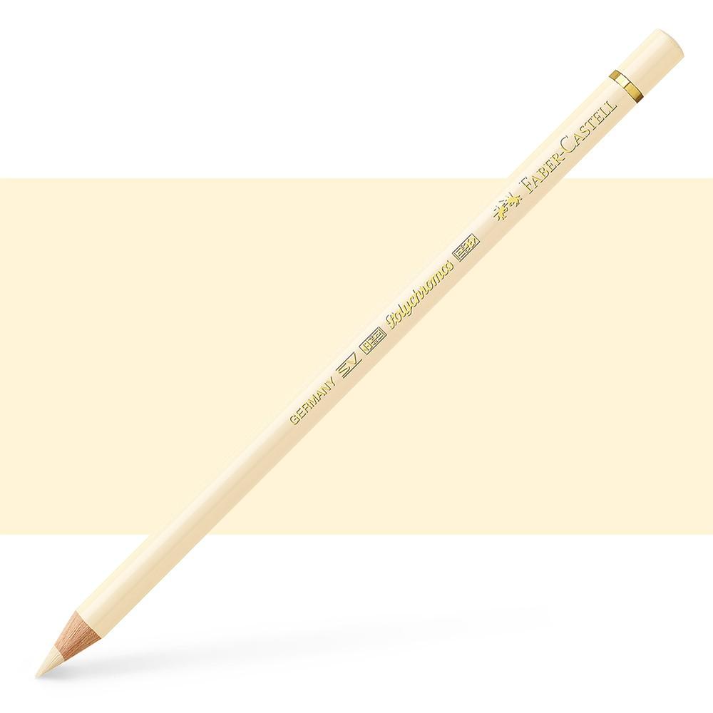 Faber Castell : Polychromos Pencil : Ivory