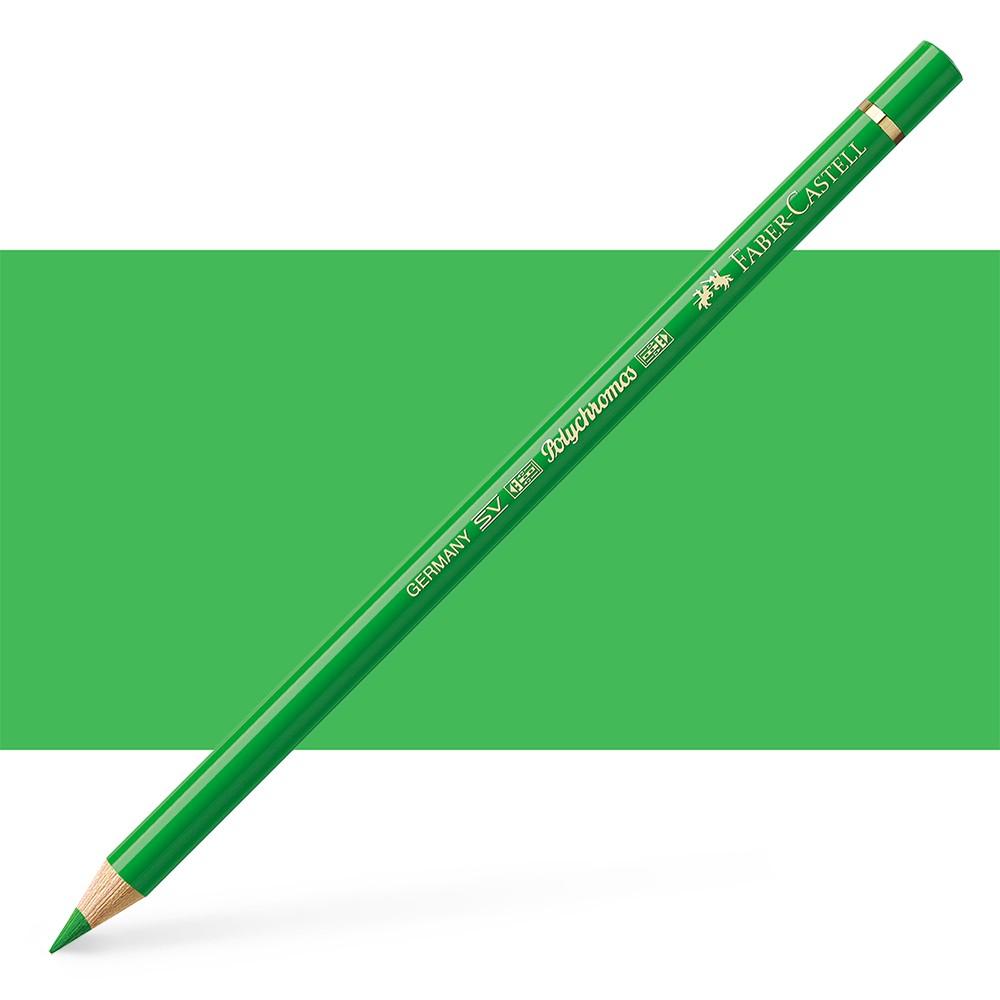 Faber Castell : Polychromos Pencil : Leaf Green