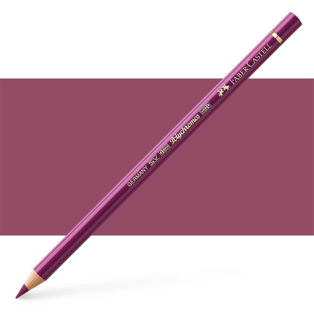 Faber Castell : Polychromos Pencil : Magenta