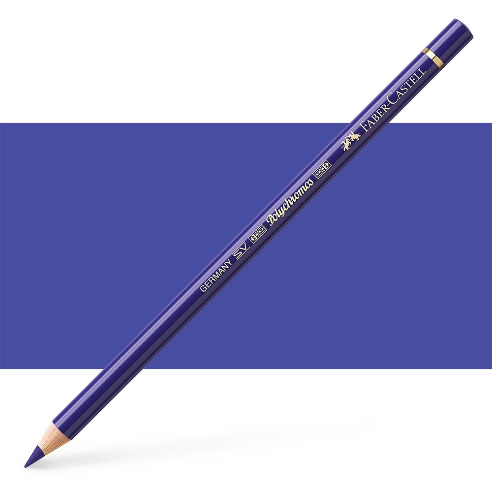 Faber Castell : Polychromos Pencil : Delft Blue