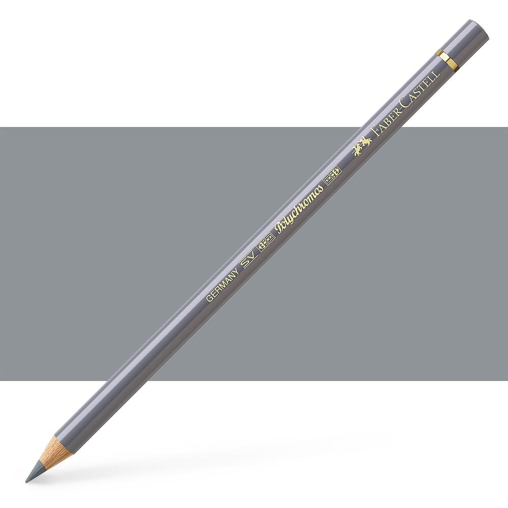 Faber Castell : Polychromos Pencil : Cold Grey IV