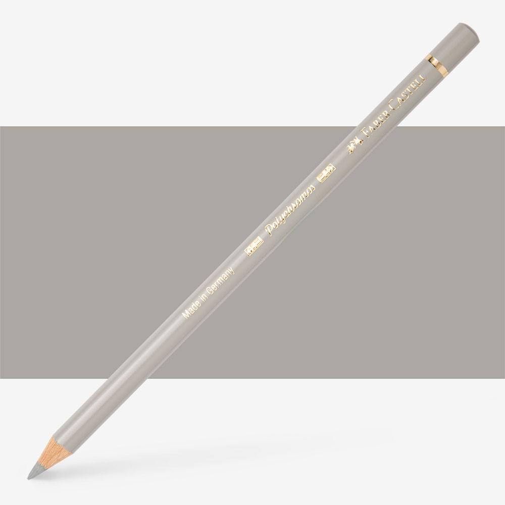 Faber Castell : Polychromos Pencil : Warm Grey III