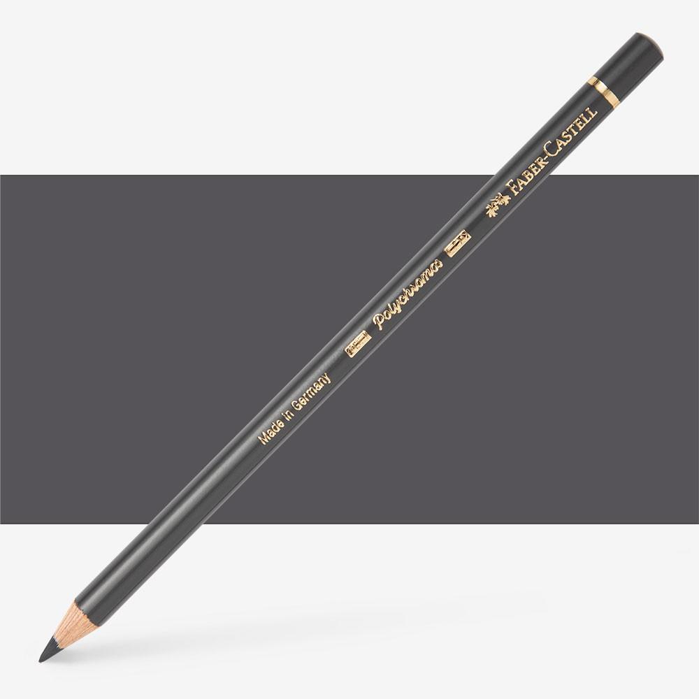 Faber Castell : Polychromos Pencil : Warm Grey VI