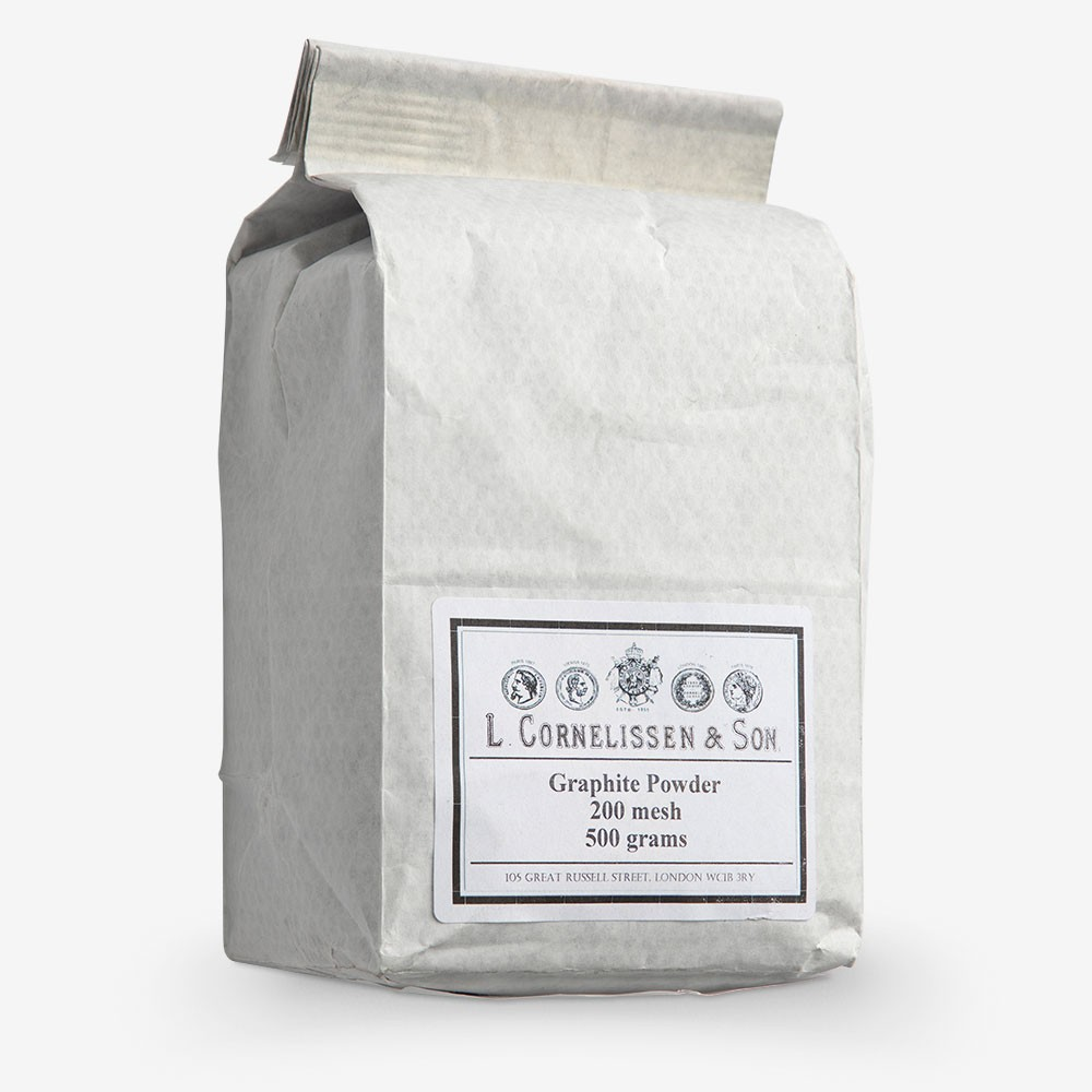 Roberson : Graphite Powder 200 : 500g