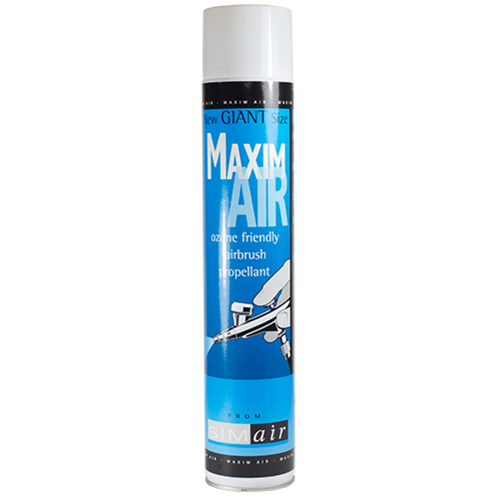 Maximair : Airbrush Propellant : 750 ml